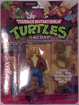 Ace Duck's figure (1989)