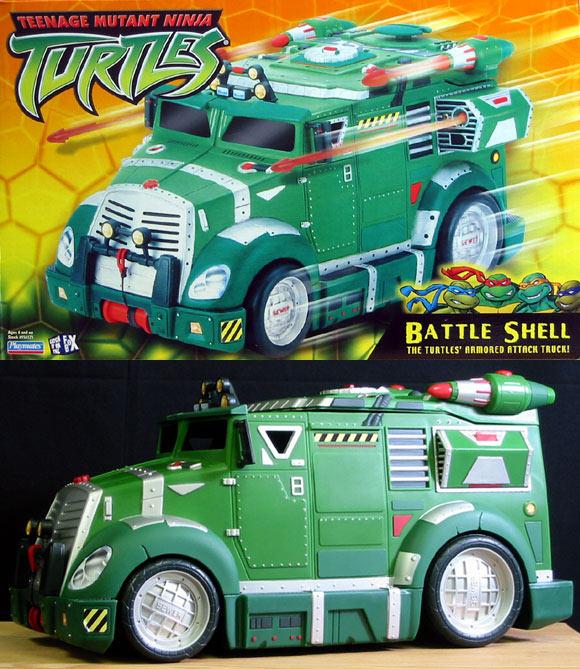 Battle Shell Truck (2003)