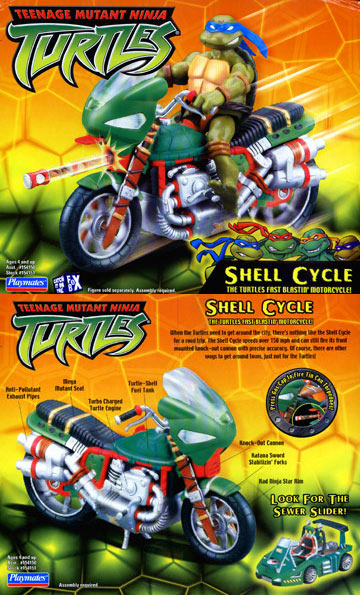 Shell Cycle (2003)