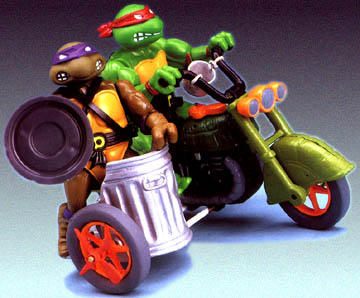 Turtle's Cycle (1989)