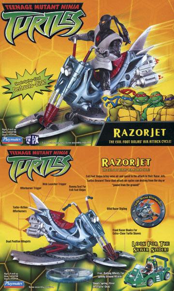 RazorJet (2003)