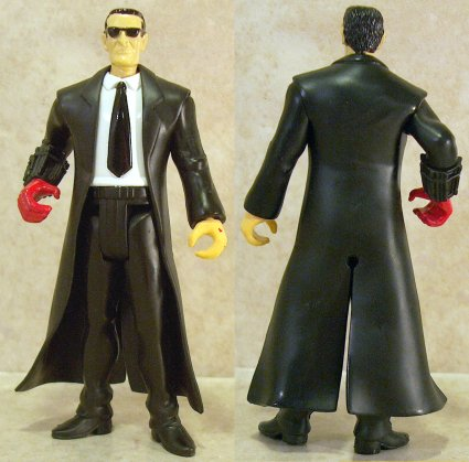 Agent Bishop (figure)