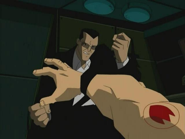 Agent Bishop (3)