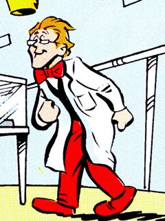 Baxter Stockman from comics (2)