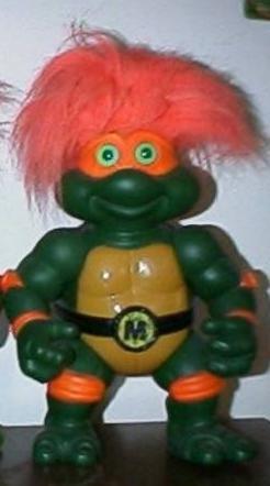 Turtle Troll Mike (figure)