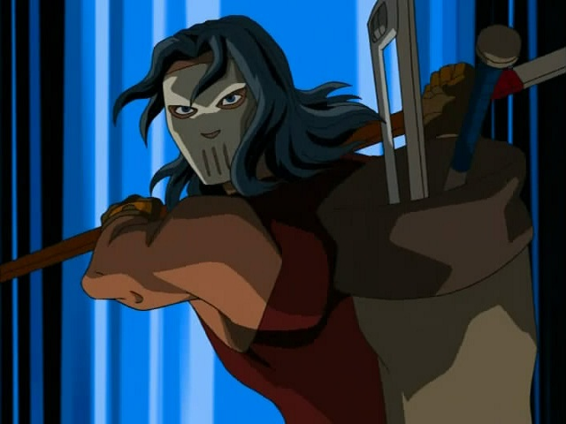 Casey Jones from series (5)