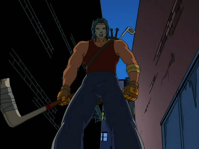 Casey Jones from series (6)