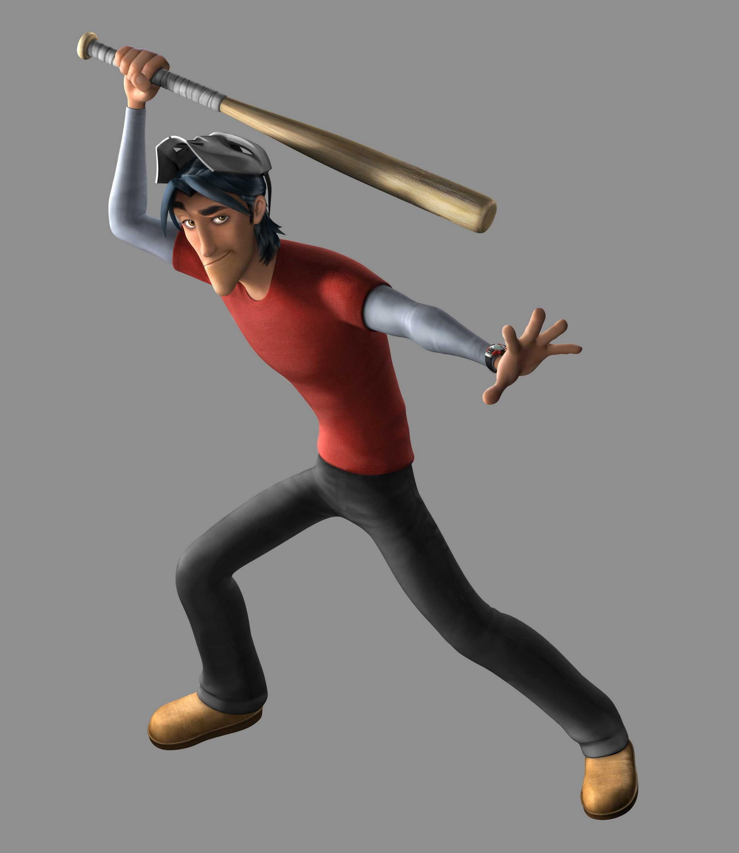 Casey Jones 2007 (concept)