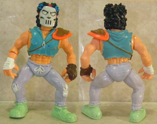 Casey Jones 1989 figure