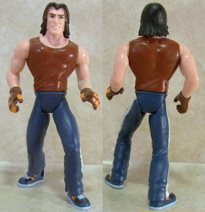 Casey Jones 2003 figure