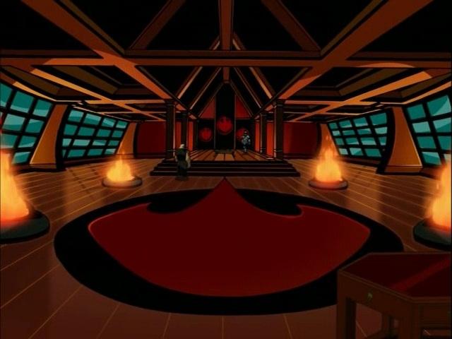 The Kuraiyama inside