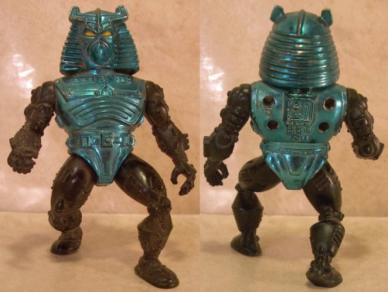 Chrome Dome 1995 (figure)