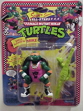 Shell Slammin' Mike (in box)