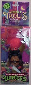 Turtle Troll Mike (in box)