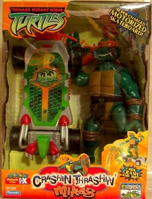 Crashin' Thrashin' Mikey (in box)