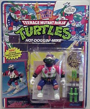 Hot Doggin' Mike (in box)