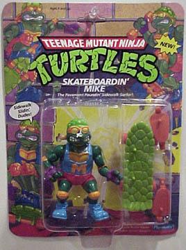 Skateboardin' Mike (in box)