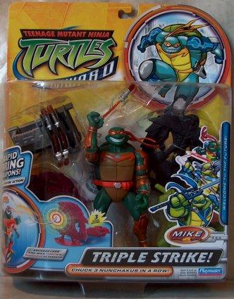 Triple Strike Mike (in box)