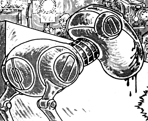 Mousers from comics (2)