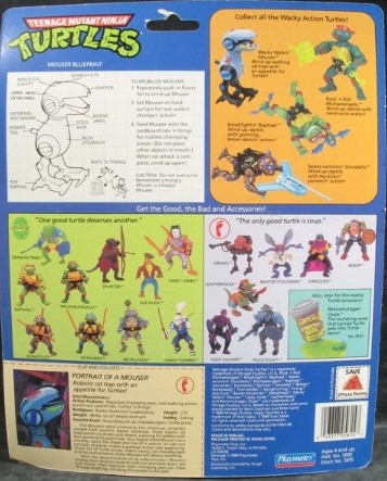 Mouser 1989 (Boxed, back view)