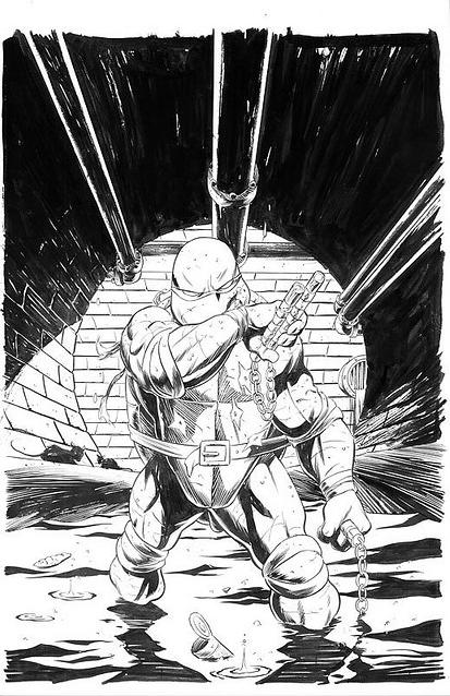 Michelangelo from comics (4)
