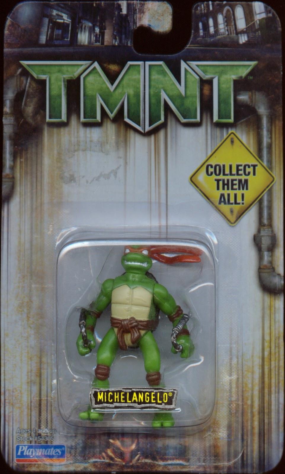 Mini Movie Michelangelo (in box)