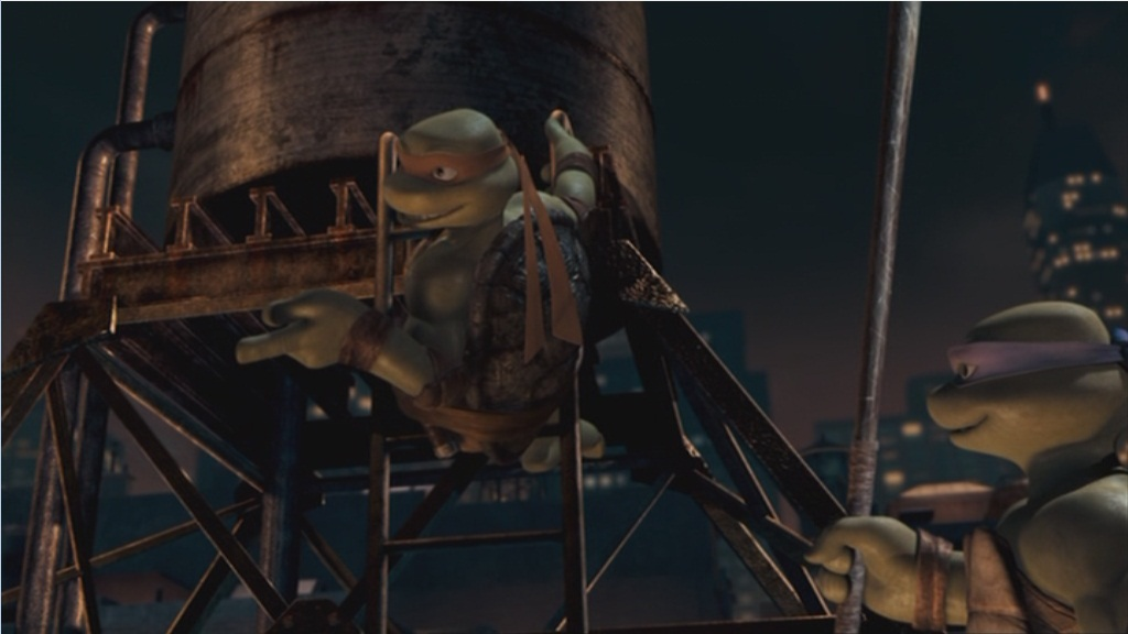 Michelangelo from TMNT 2007 (1)