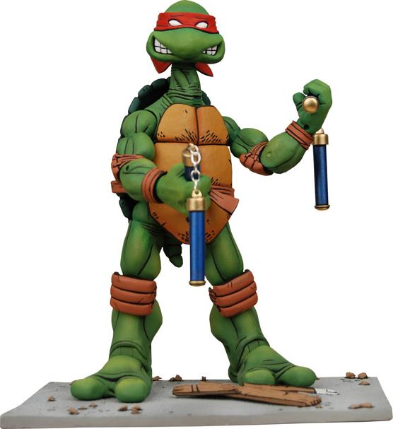 Michelangelo (NECA) statue