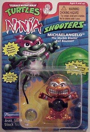 Shooter Michelangelo (in box)