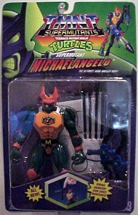 Supermutant Michaelangelo (in box)