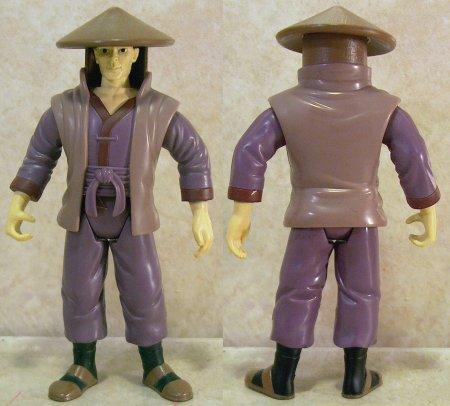 Hamato Yoshi - Splinter's Sensei! (figure)