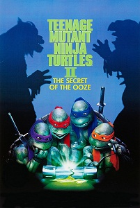 Second TMNT-film