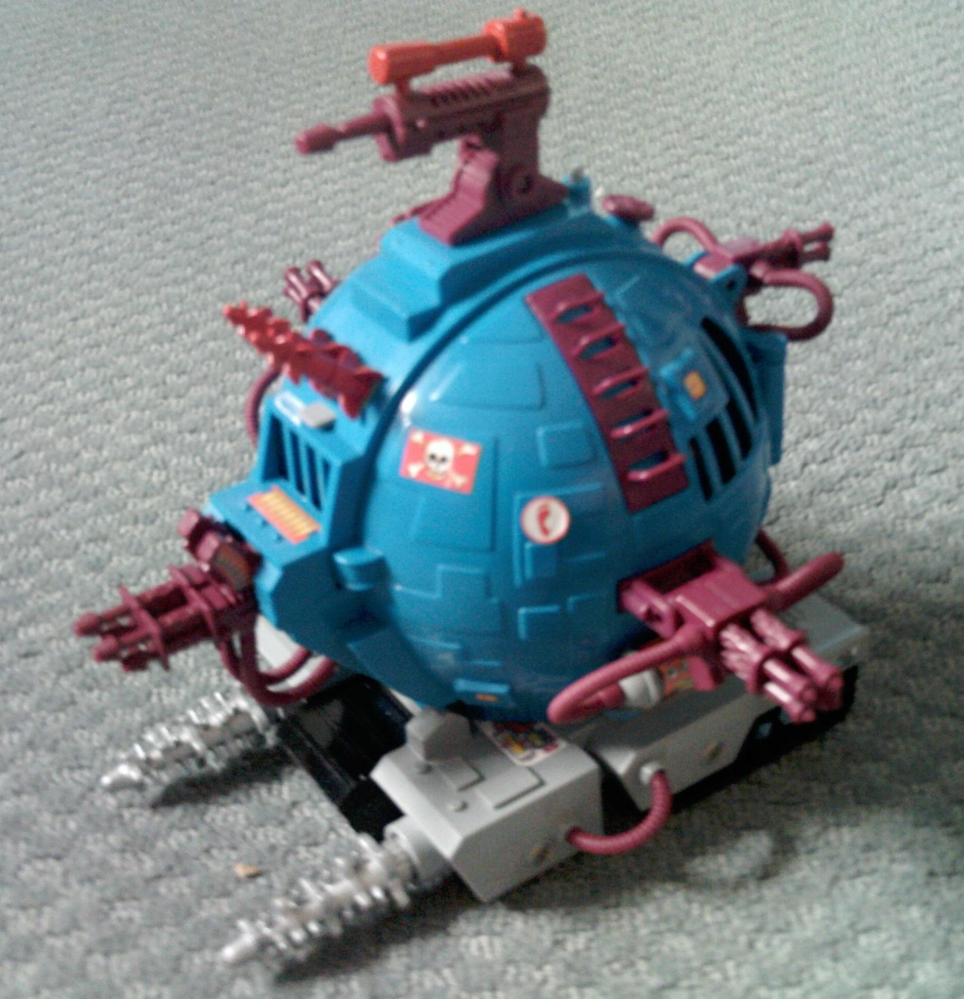 Technodrome Scout Vehicle (4)