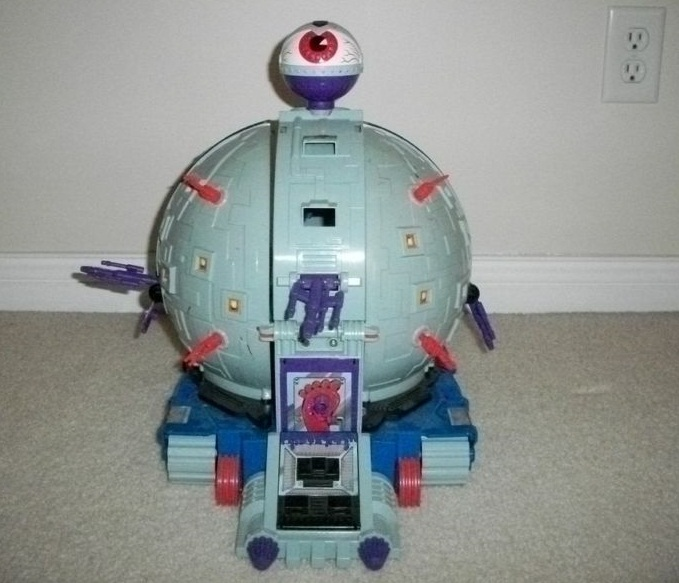 The Technodrome (toy)
