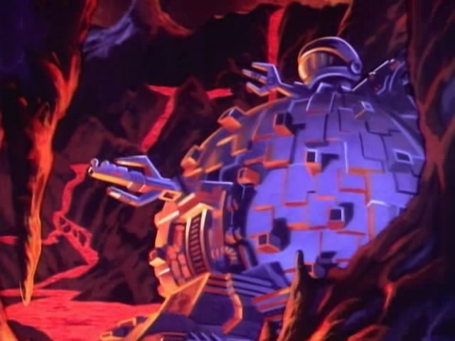 The Technodrome from season 3 (2)