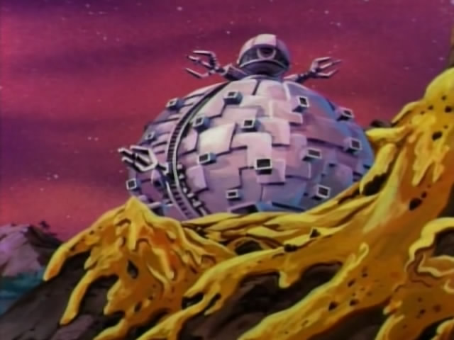 The Technodrome from season 5