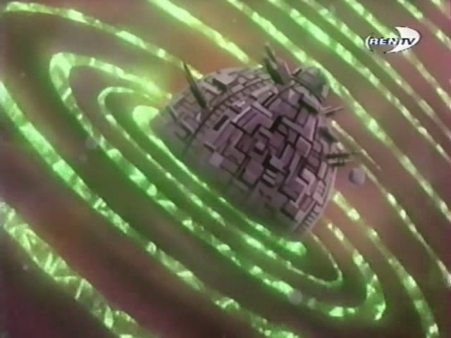The Technodrome from season 8