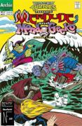Merdude and Mondo Gecko