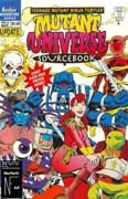 TMNT Universe Sourcebook #03