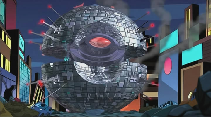 Upgraded Technodrome