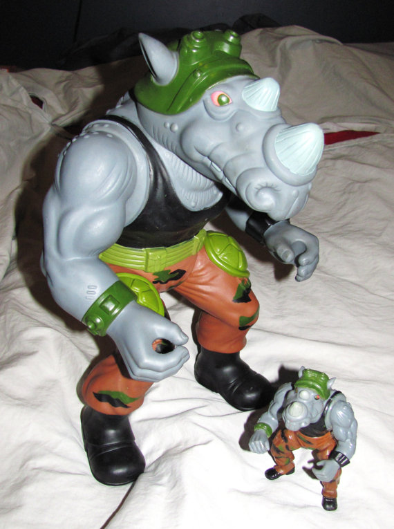Giant Rocksteady (figure)