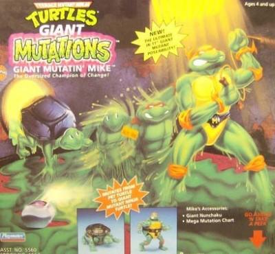 Giant Mutatin' Mike (in box)