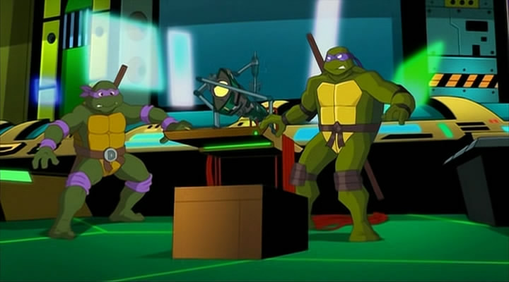 Donatello from Turtles Forever (2)