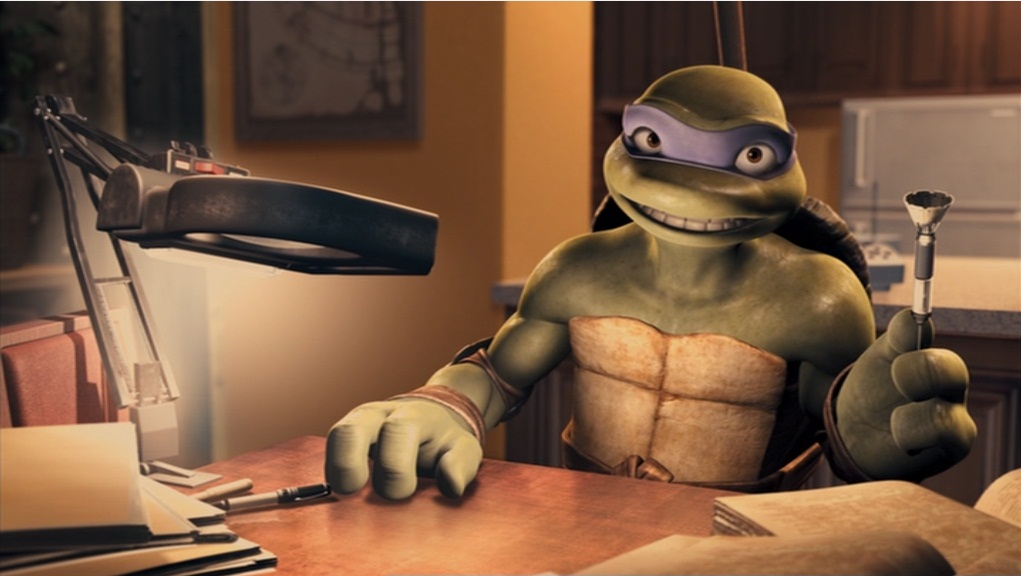 Donatello from TMNT 2007 (2)