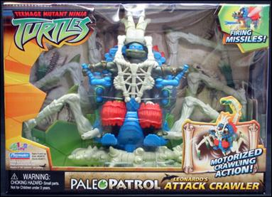 Leonardo's Attack Crawler (boxed)