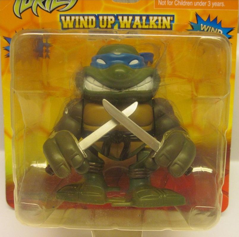 Wind Up Walkin' Leonardo (boxed)
