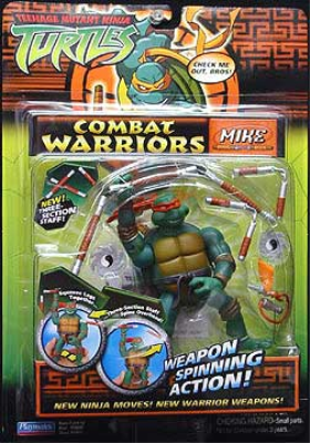 Combat Warriors Mike (boxed)