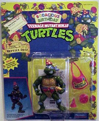 Classic Party Reptile Leo (in box)
