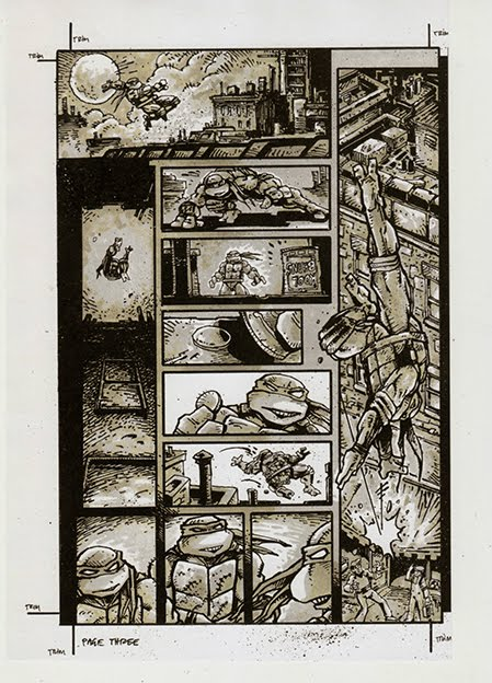 Комикс Истмена (стр.3)