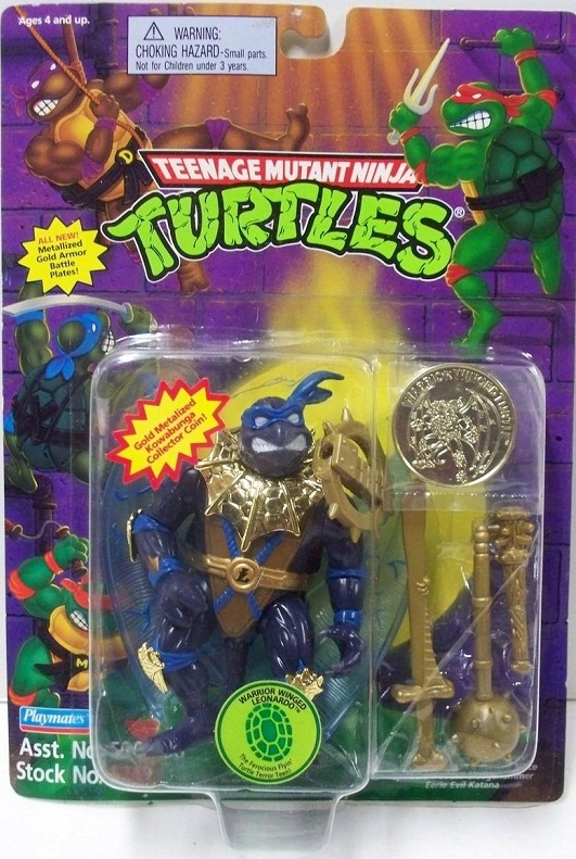 Warrior Winged Leonardo (in box)